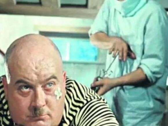 фильм кавказская пленница укол