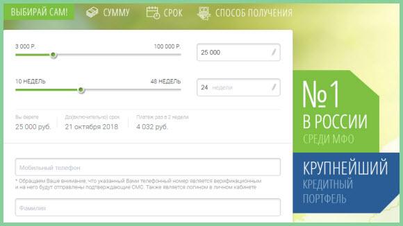 Мигкредит сайт личный кабинет вход оплата картой онлайн