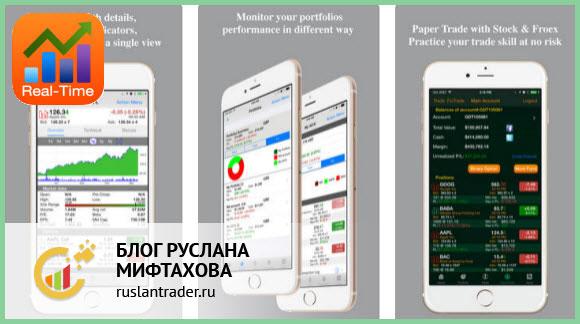 RealTime Stock Tracker
