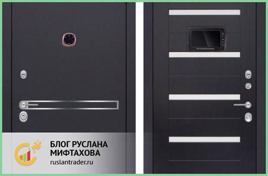 Лучшие входные двери. Материалы и технологии. Какая входная дверь лучше и почему?